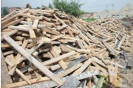 长期回收建筑废料