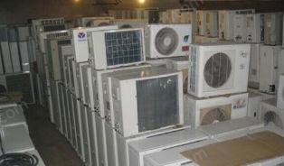 长期回收二手空调