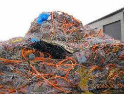 长期回收有色金属