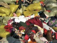山东东营常年求购旧衣服,箱子货,小区货