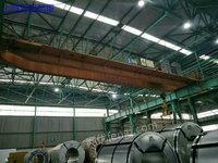 出售一台QD型16T,跨度22.5米,货在上海,在位,九成新。