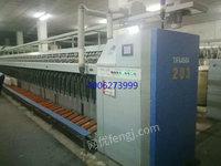 出售:TJFA458A粗纱机,天津宏大,2009年,2台,120锭,高配,保养良好