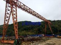 本公司低价处理10T-30米葫芦龙门两台