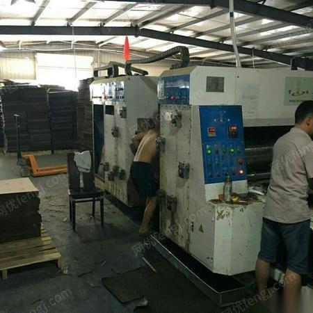 纸箱生产线回收