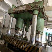 急售佛山金珠江800吨油压机
