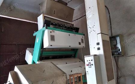 二手大米加工设备回收