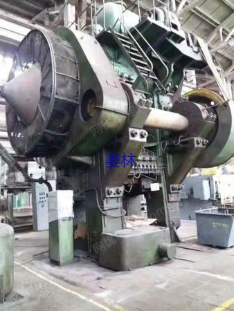 出售二手俄罗斯4000吨热模锻