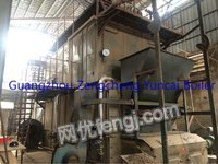 Selling biomaterial steam boiler,the year of 2018,8T/h