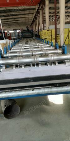 彩钢厂出售分条机2台.有图片