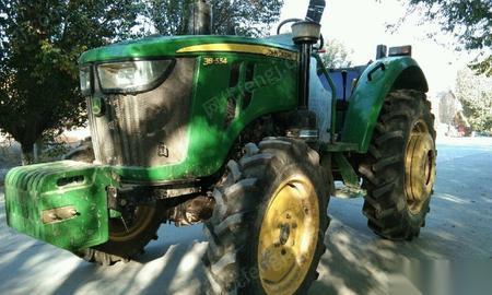 新款约翰迪尔554拖拉机出售