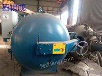 出售二手电加温硫化罐