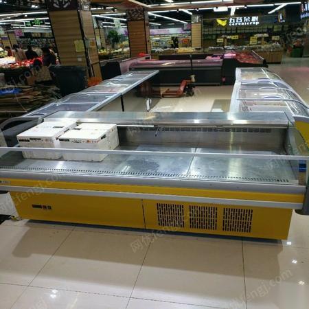 八成新导柜冰箱一套出售10000元
