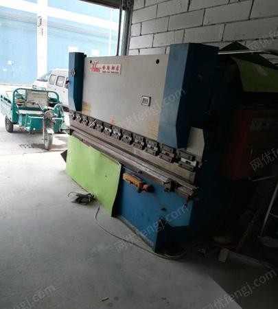 转让剪板机、折弯机七成新 4x2.5米 16000元