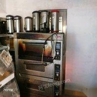 二手面包奶茶成套设备出售 18000元