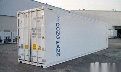 急售20尺冷藏集装箱,40尺冷藏集装箱冷藏箱集装箱 21000元