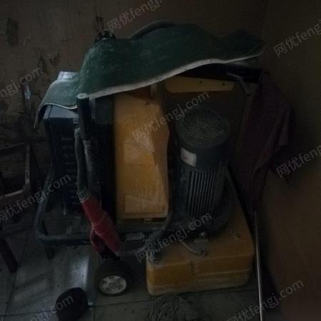 上海鉴松js-580a12头石材翻新机