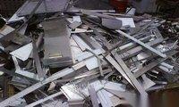 回收废品废铁废纸红铜青铜铝合金不锈钢塑料锌铅猛钢