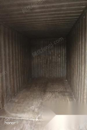 湖州旧集装箱出售,6米旧集装箱