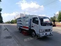 山西晋城出售10台多利卡市政工程车80000元
