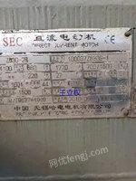 出售Z630-2B 1100KW660V二手直流电动机