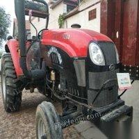 个人转让17年8月购置东方红LX1300拖拉机带有旋耕机