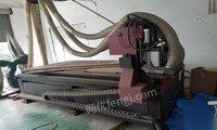 广东深圳个人处理雕刻机,1325型3主轴独立操作木工雕刻机 10000元