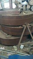 出售钢带510材质厚度6个90吨 洛阳提货