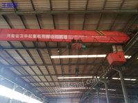 长沙出售卫华行车LD10吨19.5米16.5米各三台LD5吨19.5米I6.5米