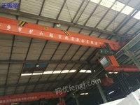 出售卫华行车LD106台LD5吨19.5米I6.5米各一台货在湖南长沙