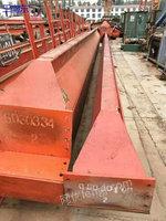 长垣货场新到单梁行车一批: 16吨跨度19米1台 11.5米2台5吨11.5米出售