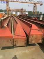 长垣货场新到单梁行车一批10吨15.6米7台15.62米1台5吨11.5米出售
