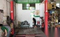 修车设备处理有举升机,扒胎机,空压机,抽油机