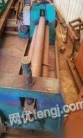 转让库存有电焊机、卷板机、小叉车、切割机、剪板机、折弯机多种设备
