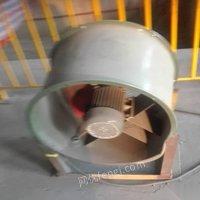 河南许昌9成新风机一台出售  另有多台9成新二保电焊机、凯尔达电焊机、空压机