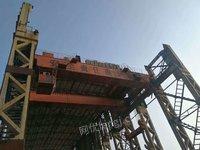 转卖二手100/40吨冶金吊跨度22米一台