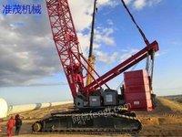 出售抚挖400吨履带吊