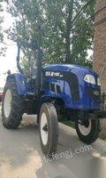 转让库存个人18年新的福田雷沃1100大拖拉机带爬行档旋耕机