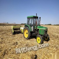 迪尔720拖拉机,打捆机出售 70000元