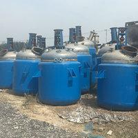 高价回收二手反应釜.回收各种型号以及大小.回收组套装置以及生产线