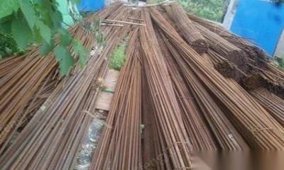 京南废铁粉碎中心大量回收废铁 钢筋 下脚料 角铁
