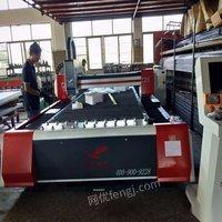 供应二手95新光纤激光切割机1000w剪板机冲压机