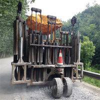 山东出售9台水泥路面破碎机电议或面议