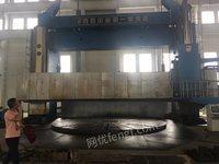 浙江温州出售1台齐一10米数控立式车铣、二手特种加工机床面议元