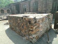 长期回收铝镁砖.高铝砖 等耐火材料