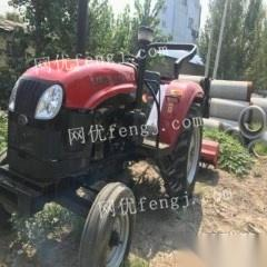 出售闲置二手.18年6月东方红LX.1000拖拉机正规补贴