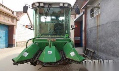 金大丰两行玉米收割机-53000元