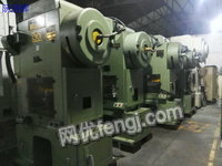 广东东莞出售10台振力H-30T二手高速冲床