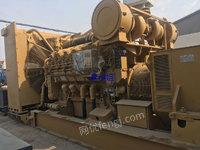 市场现货现货1200千瓦济柴柴油发电机组