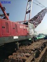 急售抚挖150吨履带吊