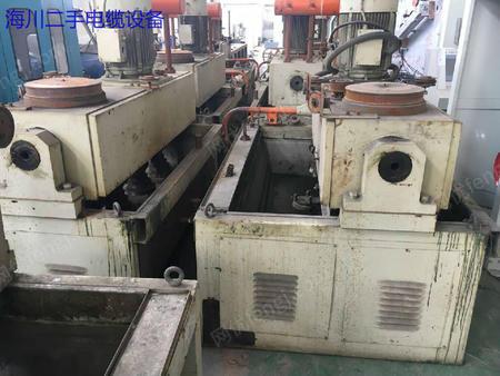 江苏出售8台2模金泰隆翻转水箱拉丝机